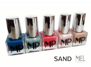 MEL Professional SAND glitter LICHT BLAUW nr 117