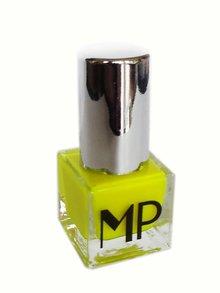 MEL Professional Neon nagellak GEEL