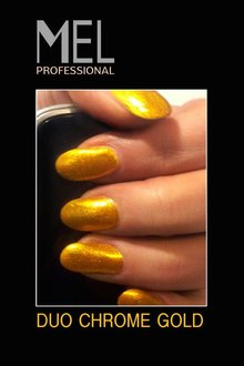 MEL Professional DUO CHROME GOLD