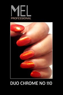MEL Professional DUO CHROME RED