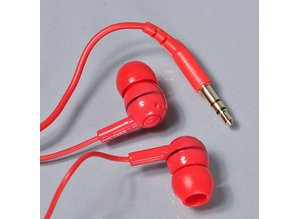 WeSC wesc-kazoo-in-ear-red