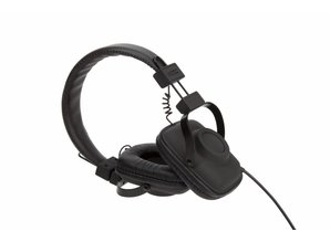 WeSC maraca-solid-seasonal-black-koptelefoon