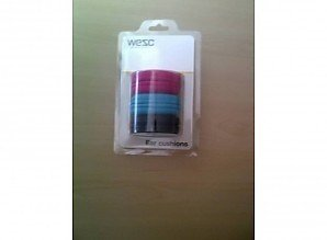 WeSC ear-cushions-hoofdtelefoon- Mauritius Blue