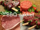 BBQ pakket A - 1 persoon