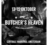 Butcher's Heaven | weekend van 13, 14, 15 oktober