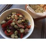 Salade zoetzure groenten