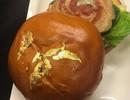 'Kerst' burger (compleet)