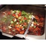 Bisque de homard (kreeftensoep)