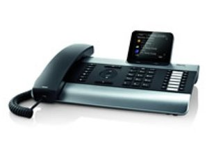 Gigaset pro DE900 IP PRO, Black/Silver VoIP deskphone with display