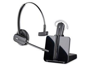 Plantronics CS540 Draadloze headset - Uit voorraad leverbaar