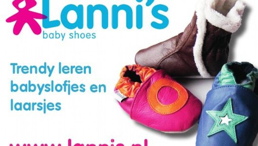 Lanni's baby shoes