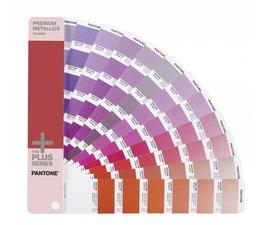 Pantone The +PLUS SERIES Premium Metallics Guide Coated