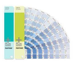 Pantone The +PLUS SERIES CMYK Guide set Coated & Uncoated