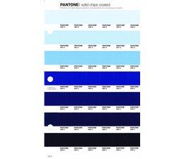 Pantone PMS Solid Chips vervangingspagina op coated papier 132C, kleurnummers 290C - 291C - 292C - 293C - 294C - 295C - 296C