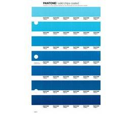 Pantone PMS Solid Chips vervangingspagina op coated papier 149C, kleurnummers 7702C - 7703C - 7704C - 7705C - 7706C - 7707C - 7708C