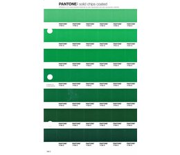 Pantone PMS Solid Chips vervangingspagina op coated papier 188C, kleurnummers 7730C - 7731C - 7732C - 7733C - 7734C - 7735C - 7736C