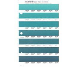 Pantone PMS Solid Chips vervangingspagina op uncoated papier 163U, kleurnummers 7716U - 7717U - 7718U - 7719U - 7720U - 7721U - 7722U