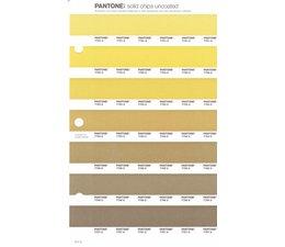 Pantone PMS Solid Chips vervangingspagina op uncoated papier 217U, kleurnummers 7751U - 7752U - 7753U - 7754U - 7755U - 7756U - 7757U
