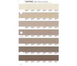 Pantone PMS Solid Chips vervangingspagina op uncoated papier 221U, kleurnummers 2323U - 2324U - 2325U - 2326U - 2327U - 2328U - 2329U