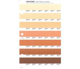 Pantone PMS Solid Chips vervangingspagina op uncoated papier 227U, kleurnummers 475U - 474U - 473U - 472U - 471U - 470U - 469U