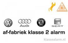 Klasse 2 alarm - Volkswagen, Audi, Seat, Skoda