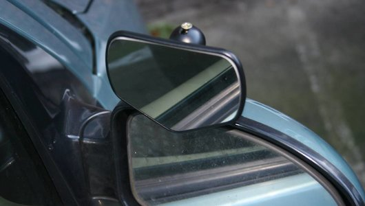 small side mirror