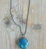 Stud turquoise