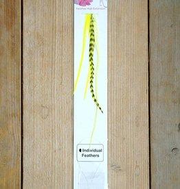 Gele veerextensions 4 tot 6 los (Large)