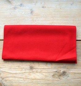 Rode haarband (multifunctioneel)