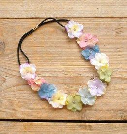 Bloemen festival haarbandje