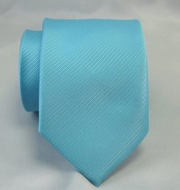 Turquoise stropdas