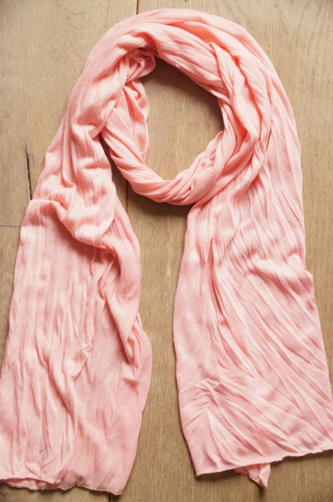 Sorbetroze sjaaltje