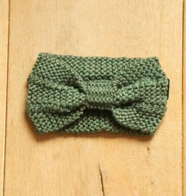 Groene hoofdband