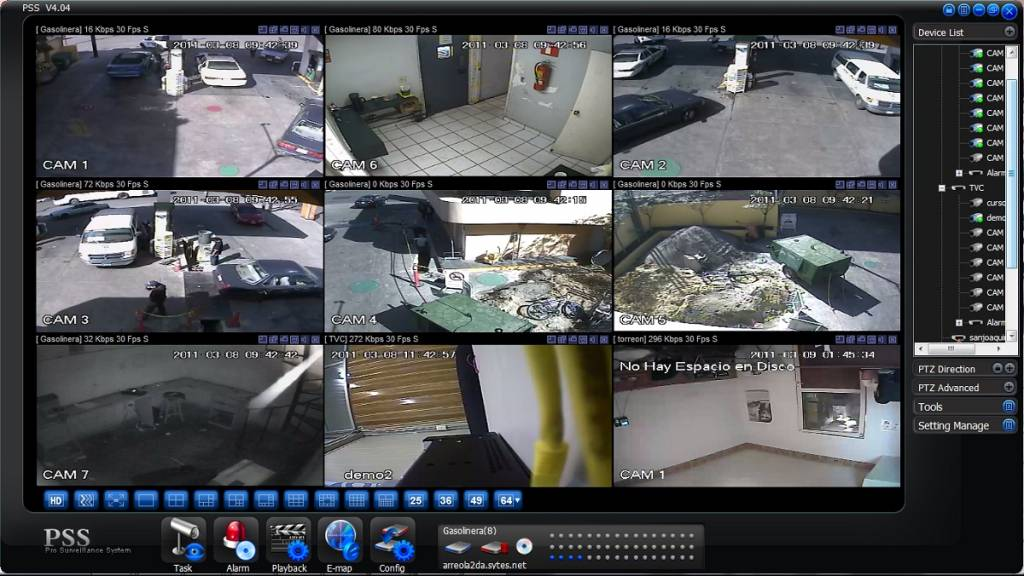 Dahua Pss Ip Netwerk Camera Software Gratis