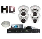 Dahua Pakket 4 HD Camera's Incl. Kabels