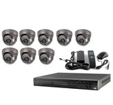 Compleet Camera pakket 8 Camera's