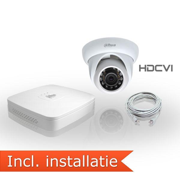 HDCVI Bewakingscamera