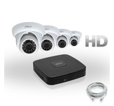 Dahua Compleet HD IP Pakket 4 Camera