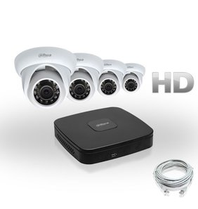 Dahua Compleet HD IP Pakket 4 Camera