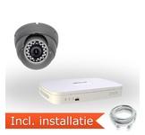 Dahua Analoog Pakket - 1 Camera incl. installatie