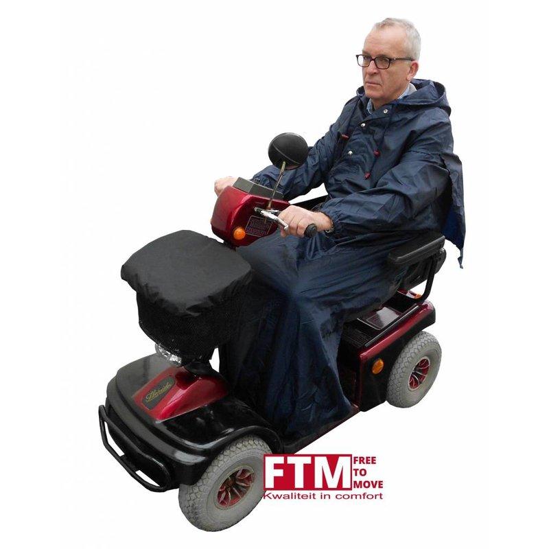 Free to move REGEN CAPE für Rollstühle und seniorenmobil