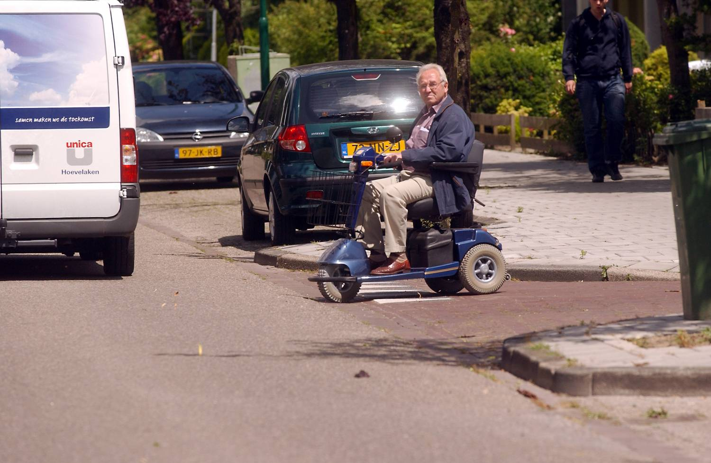 Veilig rijden met de scootmobiel