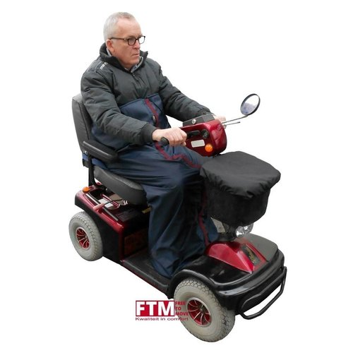 Free to move Voetenzak scootmobiel of rolstoel