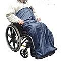 Voetenzak rolstoel