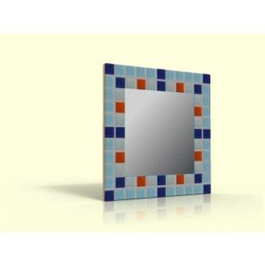 Cristallo Bastelset Mosaikspiegel Basic 01