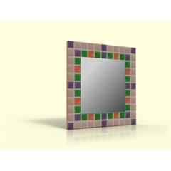Cristallo Bastelset Mosaik Spiegel Basic 02