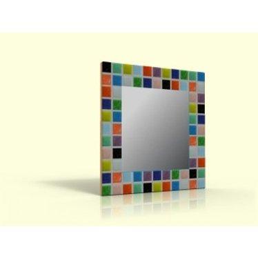 Cristallo Bastelset Mosaikspiegel Basic 06
