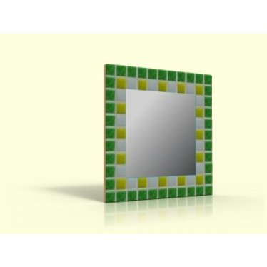 Cristallo Bastelset Mosaikspiegel Basic 08