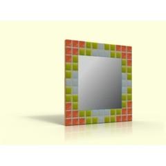 Cristallo Bastelset Mosaik Spiegel Basic 09