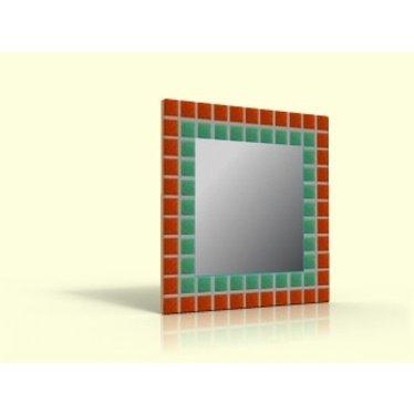 Cristallo Bastelset Mosaikspiegel Basic 14